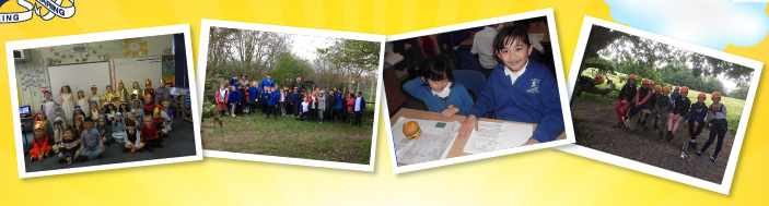 Life at Cheriton Primary School